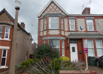 Thumbnail 2 bed flat to rent in Hillside Road, Wallasey