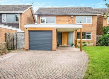 Thumbnail 4 bed detached house to rent in Fordham Avenue, Stratford-Upon-Avon