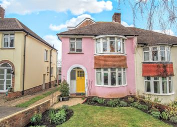 4 bed semi-detached house for sale in Mayfield Crescent, Brighton BN1