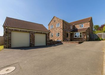 Thumbnail 5 bed detached house for sale in Low Street, North Wheatley, Retford