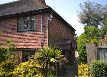 Thumbnail 1 bedroom end terrace house for sale in Lower St Marys, Ticehurst, East Sussex