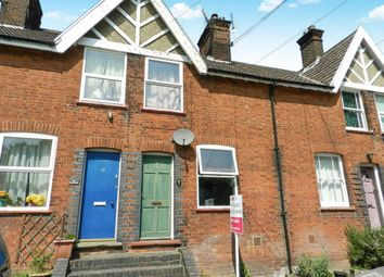 Thumbnail 3 bedroom terraced house for sale in Grove Road, Melton Constable