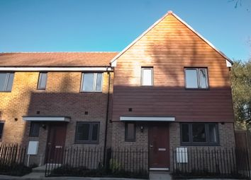 Thumbnail 3 bed terraced house to rent in Whatman Drive, Maidstone