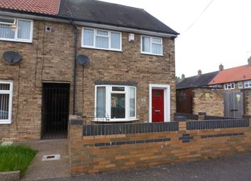 Thumbnail 3 bed end terrace house to rent in Taunton Road, Hull