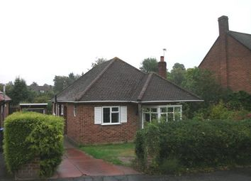 Thumbnail 2 bed bungalow to rent in Woking, Surrey