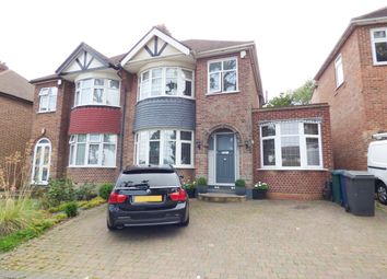 Thumbnail 3 bed semi-detached house for sale in Brunswick Park Road, Arnos Grove