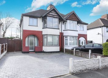 Thumbnail 3 bed semi-detached house to rent in Lymer Road, Wolverhampton