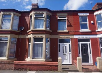 Thumbnail 3 bed terraced house for sale in Herondale Road, Liverpool
