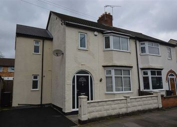Thumbnail 4 bed semi-detached house for sale in Woodville Road, Western Park, Leicester