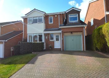 Thumbnail 5 bedroom detached house for sale in Bridgnorth Way, Toton, Beeston, Nottingham