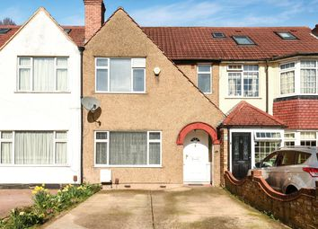 Thumbnail 3 bed terraced house for sale in Richmond Avenue, Hillingdon, Middlesex