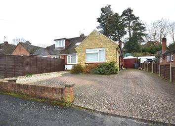 Thumbnail 5 bed bungalow for sale in Ferndale Road, Church Crookham, Fleet