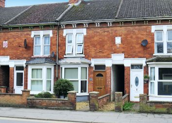 Thumbnail 3 bed terraced house for sale in Station Road, March