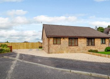 Thumbnail 2 bedroom semi-detached bungalow for sale in Easton Drive, Shieldhill, Falkirk
