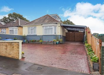 Thumbnail 3 bed detached bungalow for sale in Onibury Close, Southampton