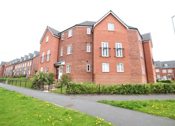 Thumbnail 2 bed flat for sale in Rectory Court, Layton Way, Prescot, Merseyside
