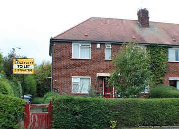 Thumbnail 2 bed flat to rent in Goulden Street, Crewe