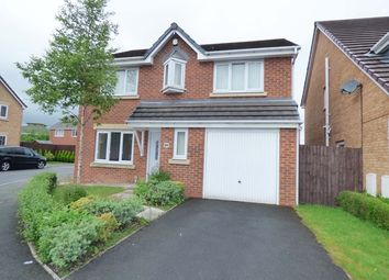 Thumbnail 4 bed detached house to rent in Wood Beech Gardens, Clayton-Le-Woods