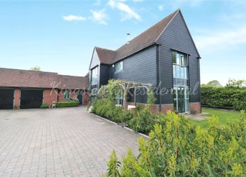 Thumbnail 5 bed detached house for sale in Beehive Close, East Bergholt, Colchester, Suffolk