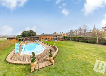 Thumbnail 4 bed detached house for sale in School Road, Stanford Rivers, Ongar