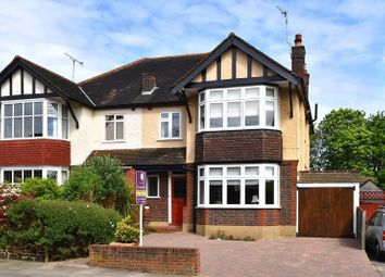 Thumbnail 4 bedroom semi-detached house for sale in Bishops Avenue, Bromley