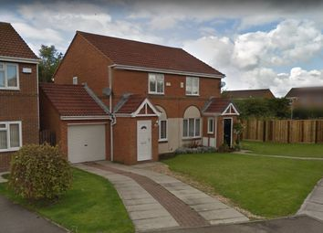 Thumbnail 2 bed semi-detached house to rent in Didcot Close, Faverdale, Darlington