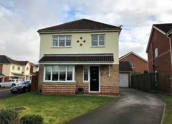 Thumbnail 3 bed detached house for sale in Cromwell Close, Worksop, Nottinghamshire
