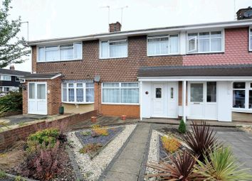 Thumbnail 3 bed terraced house for sale in Harrow Drive, Burton-On-Trent