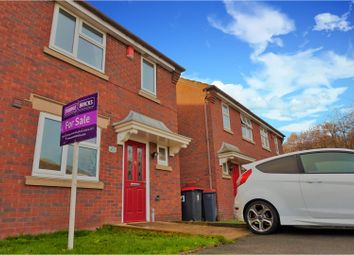 Thumbnail 3 bedroom semi-detached house for sale in Brick Kiln Way, Donnington, Telford