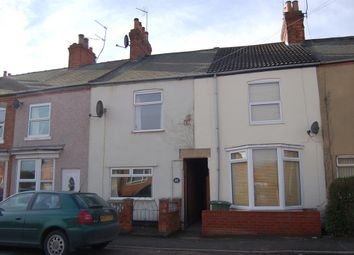 Thumbnail 3 bed terraced house to rent in Darrel Road, Retford