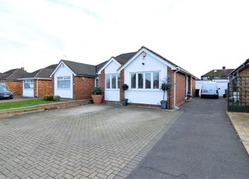 Thumbnail 2 bedroom semi-detached bungalow for sale in Winton Drive, Cheshunt, Waltham Cross, Hertfordshire