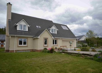 Thumbnail 4 bed detached house to rent in Farr, Inverness, Highland