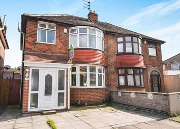 Thumbnail 3 bed semi-detached house for sale in Queniborough Road, Leicester