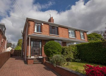 Thumbnail 3 bed semi-detached house for sale in 37, The Green, Belfast