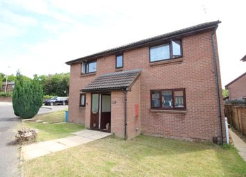 Thumbnail 1 bed flat for sale in Clover Drive, Poole