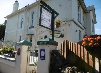 Thumbnail Hotel/guest house for sale in Bridge Road, Torquay