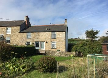 Thumbnail 2 bedroom end terrace house for sale in Higher Eglos Cottages, Ludgvan, Penzance