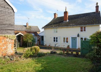 Thumbnail 4 bed detached house for sale in Back Lane, Washbrook, Ipswich, Suffolk