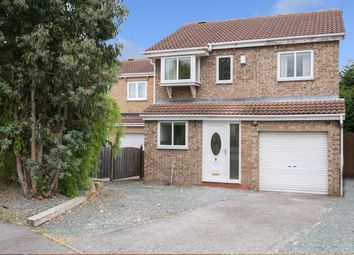 Thumbnail 4 bed detached house for sale in Rothbury Close, Sothall, Sheffield