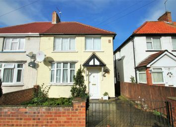 Thumbnail 3 bed semi-detached house to rent in Cromwell Road, Hayes, Greater London