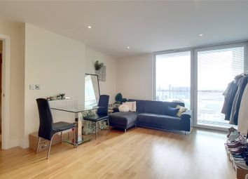 Thumbnail 1 bed flat to rent in Cobalt Point, 38 Millharbour, London