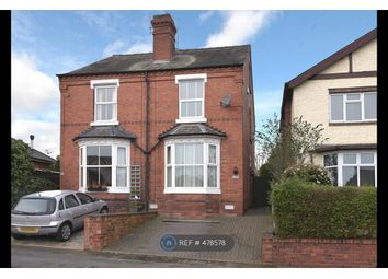 Thumbnail 3 bed semi-detached house to rent in Connaught Avenue, Kidderminster