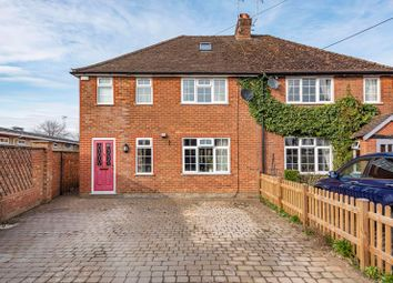 Thumbnail 4 bed semi-detached house to rent in Beech Tree Road, Holmer Green, High Wycombe