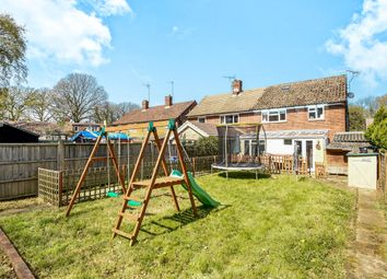 Thumbnail 3 bed semi-detached house for sale in Oakfields, Walliswood, Dorking