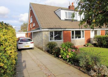 Thumbnail 3 bed semi-detached bungalow for sale in Watling Street, Bury