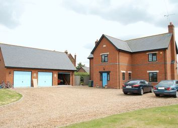 Thumbnail 4 bed detached house to rent in Fen Lane, Bulphan, Upminster