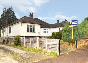 Thumbnail 3 bed semi-detached bungalow for sale in Woodlands Rise, Swanley, Kent