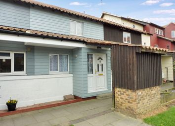 Thumbnail 3 bed terraced house for sale in Littlebury Green, Basildon