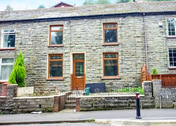 Thumbnail 2 bed terraced house for sale in East Road, Ferndale