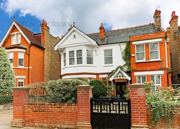 Thumbnail 6 bed detached house for sale in Woodville Gardens, Ealing